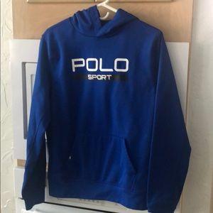 BOYS XL Polo Sport Hoodie